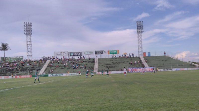 Mamoré é superado pelo Betim e se despede do Campeonato Mineiro da Segunda Divisão